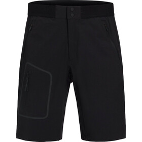 Peak Performance M's Light Softshell Shorts Black